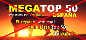 Ultimo MEGATOP 50 España